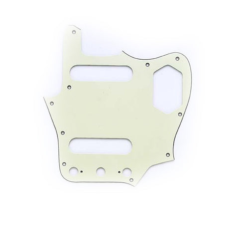 Allparts Jaguar Pickguard 3-Ply - Mint Green