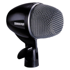 Shure PG52-LC Cardioid Swivel-Mount Dynamic Kick Drum Microphone