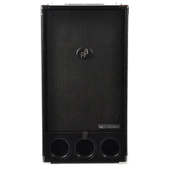 Phil Jones PB300 Powered Speaker Cab Black
