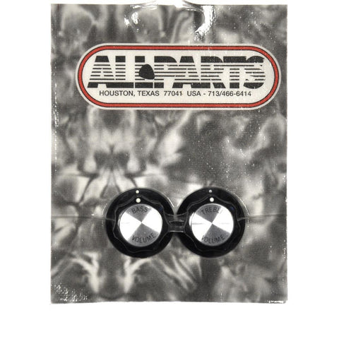 Allparts Rickenbacker Volume Knobs