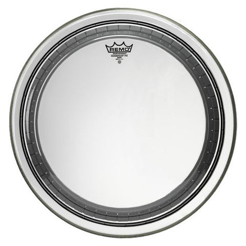 Remo 18 Inch Bass Powerstroke Pro Clear Drum Head