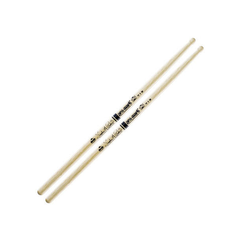 Pro-Mark Japanese White Oak 719 Stephen Perkins Wood Tip Drum Sticks