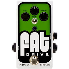 Pigtronix Fat Drive Distortion