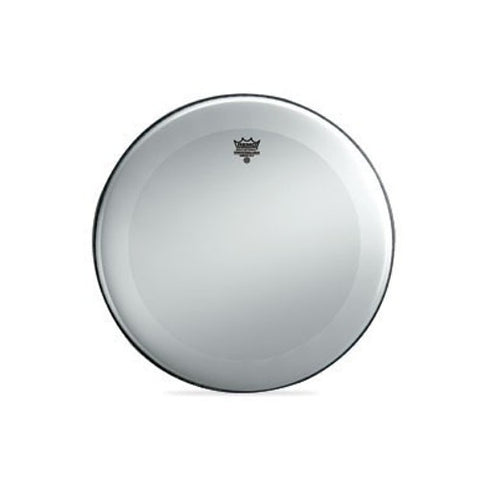 Remo 18 Inch Bass Powerstroke 3 Smooth White (no stripe) Drum Head