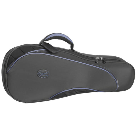 Reunion Blues Continental Tenor Ukulele Case Midnight Black