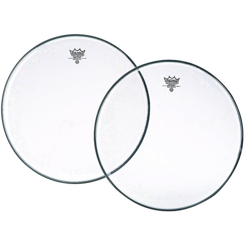 Remo 12 Inch Batter Emperor Clear Drum Head