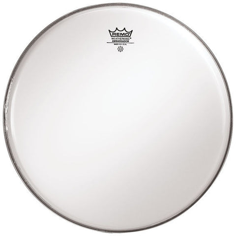 Remo 18 Inch Bass Ambassador Smooth White Drum Head
