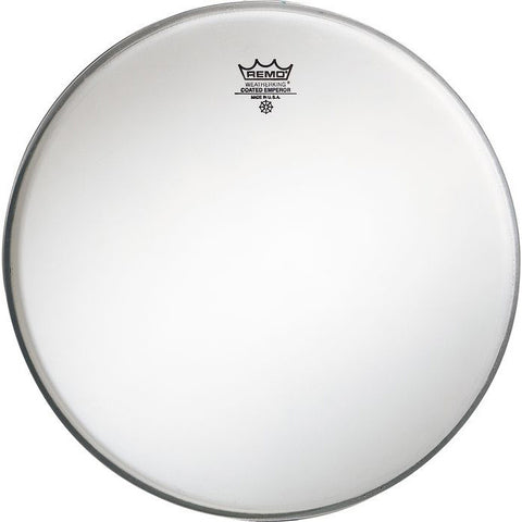 Remo 24 Inch Bass Ambassador Smooth White Drum Head