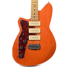 Reverend Jetstream 390 Lefty Rock Orange