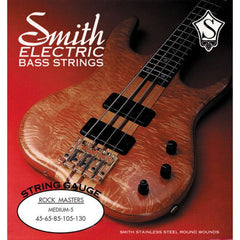 Ken Smith Rock Masters Medium Round Wound 5-String Bass Strings