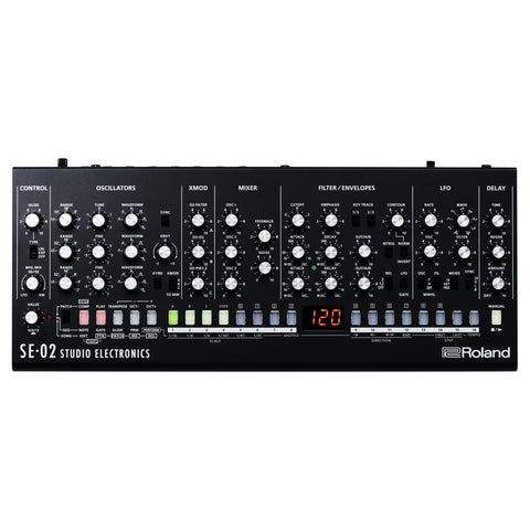 Roland SE-02 Analog Synthesizer Pre-Order