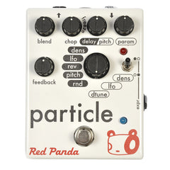 Red Panda Particle Delay/Pitch Shifter