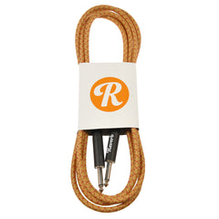 "Reverb 1/4"" Instrument Cable Orange 10 Foot"