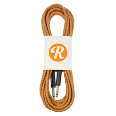 "Reverb 1/4"" Instrument Cable Orange 20 Foot"