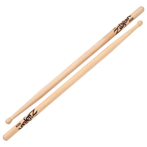 Zildjian Rock Wood Tip Drumsticks
