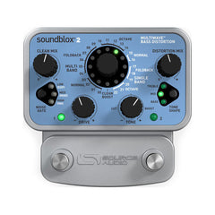 Source Audio Soundblox 2 Multiwave Bass Distortion