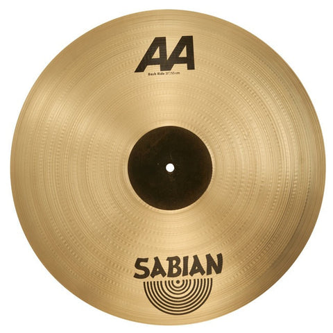 Sabian 21 Inch AA Bash Ride Cymbal Natural Finish