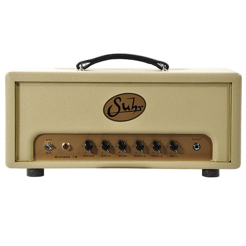 Suhr Badger 18 Head - Cream