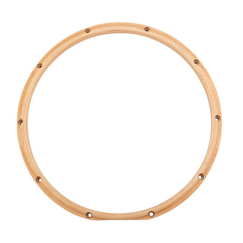 Gibraltar 14 Inch 8 Lug Wood Hoop Batter Side