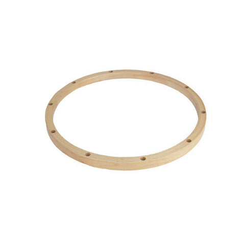 Gibraltar 14 Inch Batter Side Wood Hoop 10 Lug