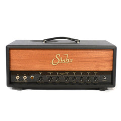 Suhr Hedgehog 50 Single-Channel Amplifier Head w/Effects Loop & 4-Button Footswitch