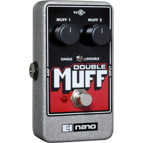 Electro-Harmonix Nano Double Muff Distortion