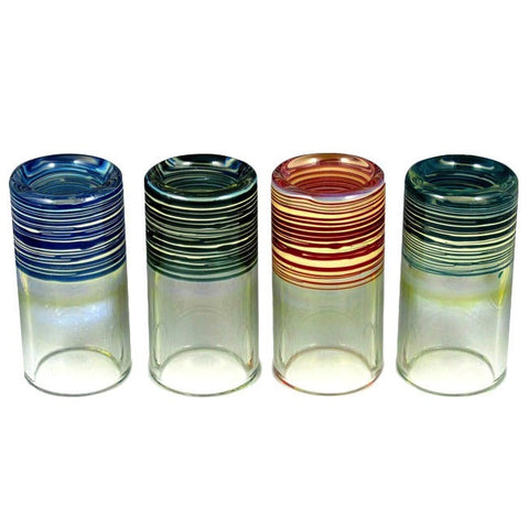 Silica Sound 422 Large Shorty Glass Slide