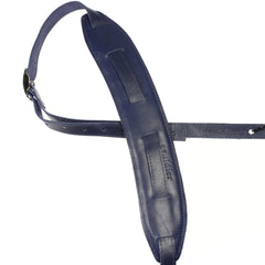 Souldier Saddle Strap Plain Navy Strap & Navy Pad