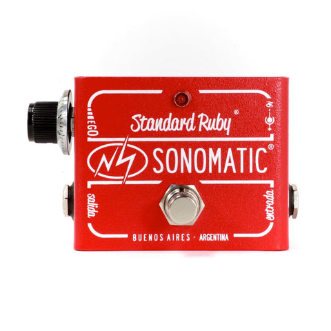Sonomatic Efectos Standard Ruby Booster
