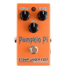 Stomp Under Foot Pumpkin Pi
