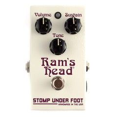 Stomp Under Foot Ram's Head Violet Version