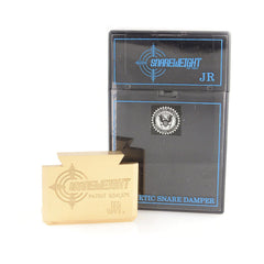 Snareweight Jr Solid Brass Snare Dampening System w/Case