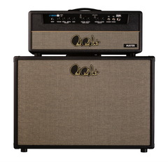 PRS John Mayer J-MOD 2x12 Closed Back Cabinet Stealth w/Salt & Pepper Grill Pre-Order