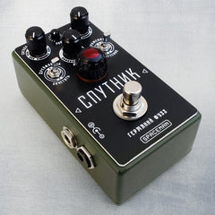 Spaceman Sputnik: Germanium Fuzz Module Olive Drab (Limited Edition of 33)