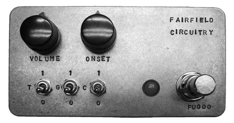 Fairfield Circuitry Unpleasant Surprise Fuzz/Gate