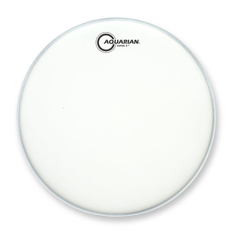Aquarian 13 Inch Super 2 Coated Drum Head
