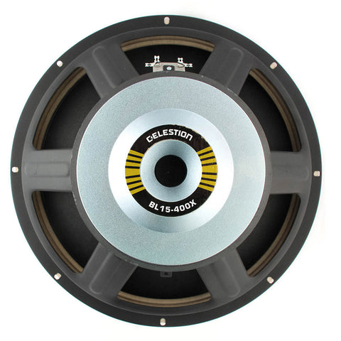 Celestion BL15-400X 15 Inch 400-Watt 8 Ohm Ceramic Bass Speaker