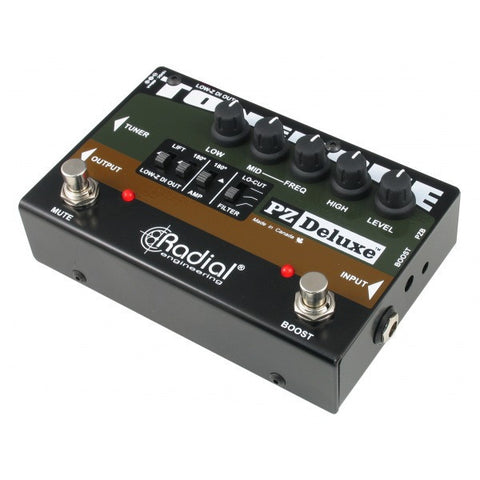 Radial Tonebone PZ Deluxe Acoustic Preamp