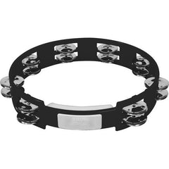 Rhythm Tech True Colors Tamborine Black