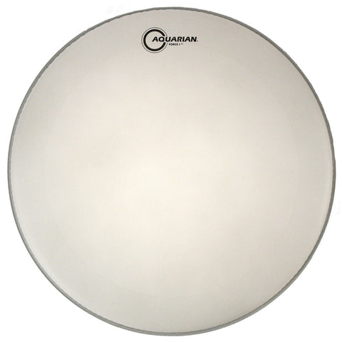 Aquarian 22 Inch Force I Coated Bass Drum Batter Head
