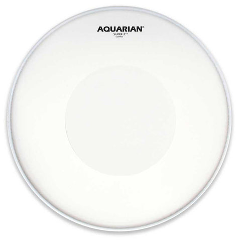 Aquarian 14 Inch Texture Coated w/Power Dot Snare Side Drum Head