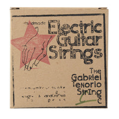 Gabriel Tenorio JM46 Electric Guitar Strings 10-46