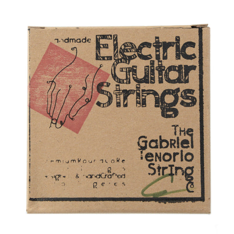 Gabriel Tenorio Nashville 10s Electric Guitar Strings 10-44.5 (Standard Long Twist)