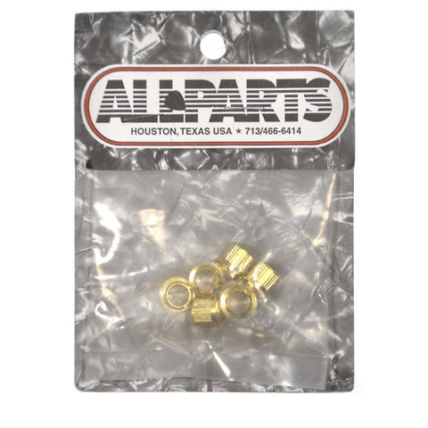 Allparts Tuning Key Bushings - Gold