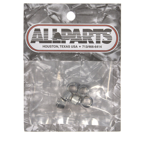 Allparts Adapter Bushings - Nickel