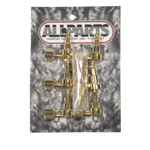 Gotoh Mini Tuners 6L - Gold
