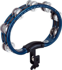 Meinl Tambourine, Aluminum Jingles Mountable version, Blue