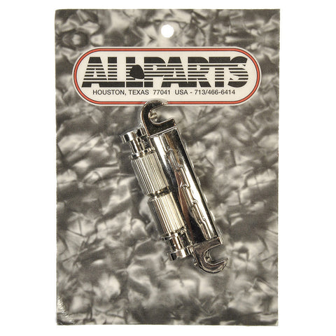 Allparts Nickel Compensated Stop Tailpiece