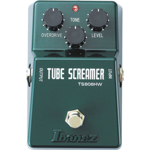 Ibanez TS-808 Tube Screamer Hand Wired