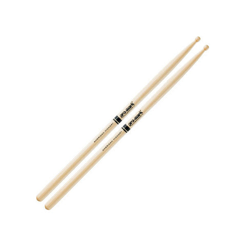 Pro-Mark American Hickory TX718W Acid Jazz Wood Tip Drumsticks